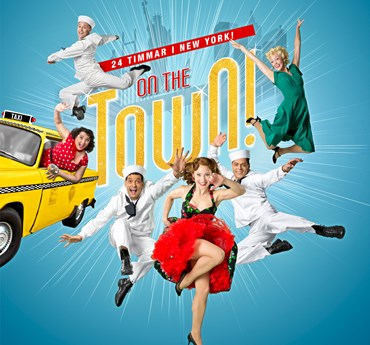 On the Town - nya datum